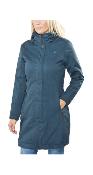 Tatonka Floy Coat Women pond blue